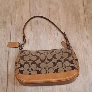Vintage Coach Mini Bag